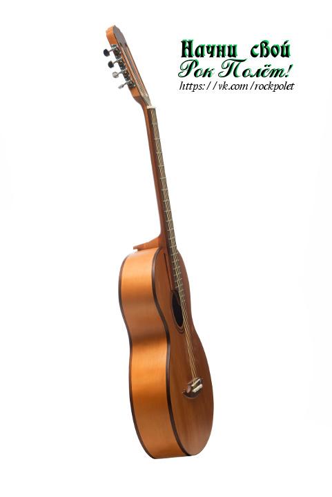 Русская 7-и струнная гитара Doff RG обечайка.