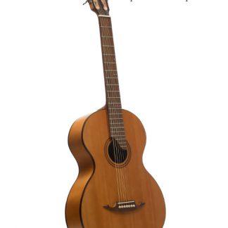 Семиструнная гитара Doff-RG верхняя дека